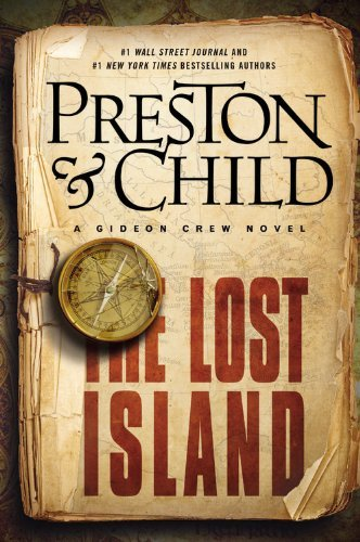 Douglas J. Preston The Lost Island A Gideon Crew Novel