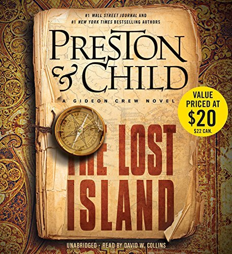 Douglas Preston The Lost Island A Gideon Crew Novel