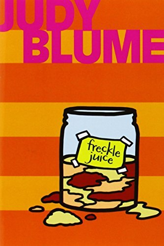 Judy Blume Freckle Juice
