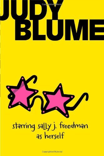 Judy Blume Starring Sally J. Freedman As Herself