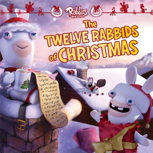 James Stern The Twelve Rabbids Of Christmas
