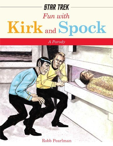 Cider Mill Press Fun With Kirk And Spock