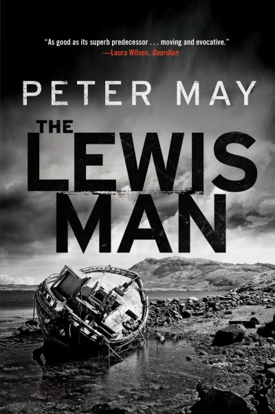 Peter May The Lewis Man