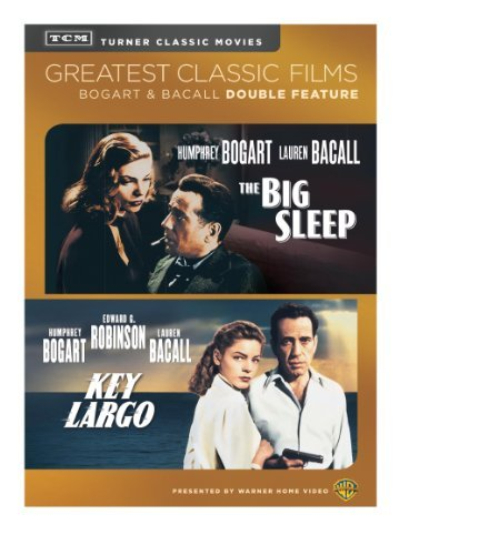 The Big Sleep Key Largo Double Feature DVD