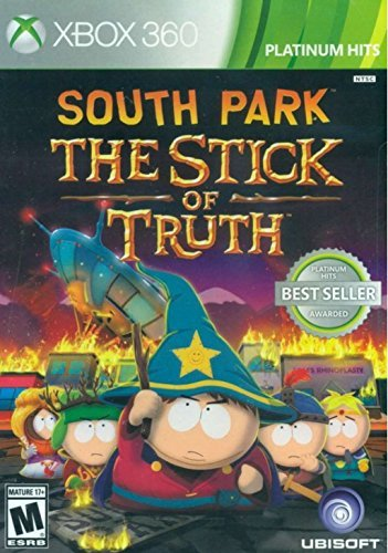 Xbox 360 South Park Stick Of Truth