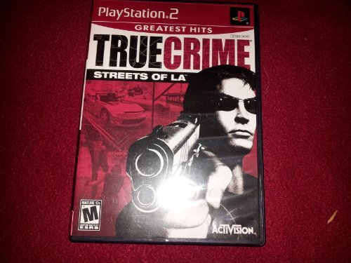 True Crime Streets Of La Playstation 2 Game Com