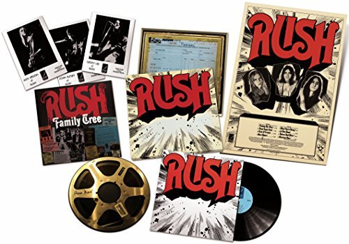 Rush Rush Rediscovered