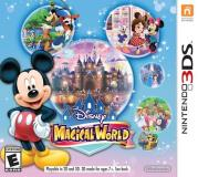 Nin3ds Disney's Magical World