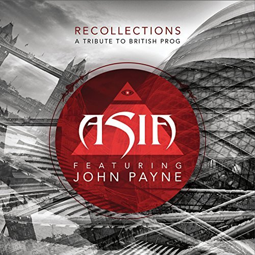 Asia Recollections Digipak