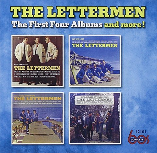 Lettermen First Four Albums & More 2 CD