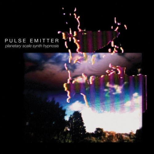 Pulse Emitter Planetary Scale Synth Hypnosis Digipak