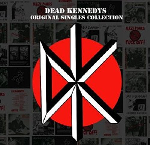Dead Kennedys Original Singles Collection 7x7 Inch Single Box Set Incl. Booklet