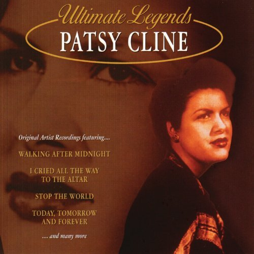 Patsy Cline Ultimate Legends