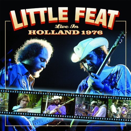 Little Feat Live In Holland 1976