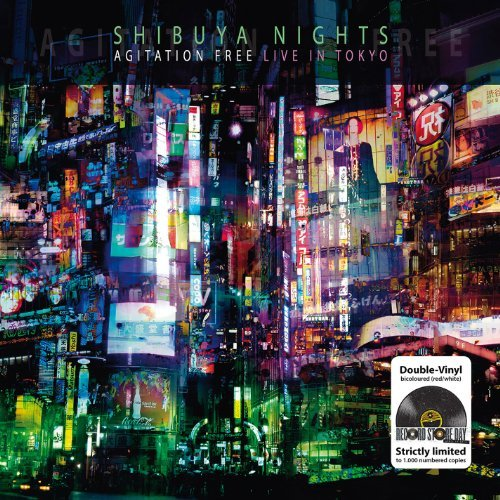 Agitation Free Shibuya Night