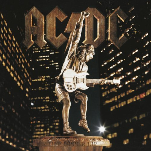 Ac Dc Stiff Upper Lip 180gm Vinyl