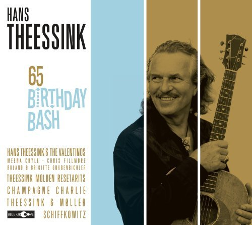 Hans Theessink 65th Birthday Bash
