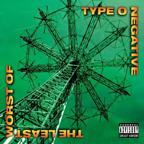 Type O Negative Least Worst Of Type O Negative 2 Lp
