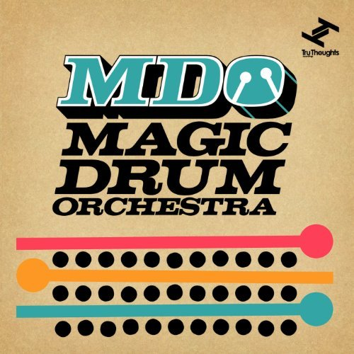 Magic Drum Orchestra Mdo