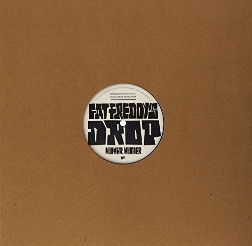 Fat Freddys Drop Mother Mother (theo Parrish Tr 180gm Vinyl