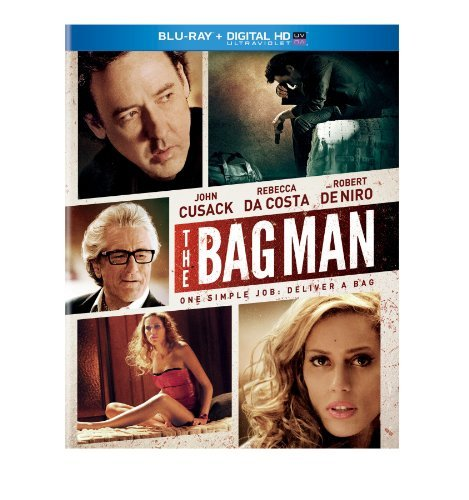 Bag Man Cusack De Niro Blu Ray R Ws
