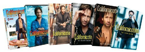Californication Season 1 6 DVD Nr 12 Disc
