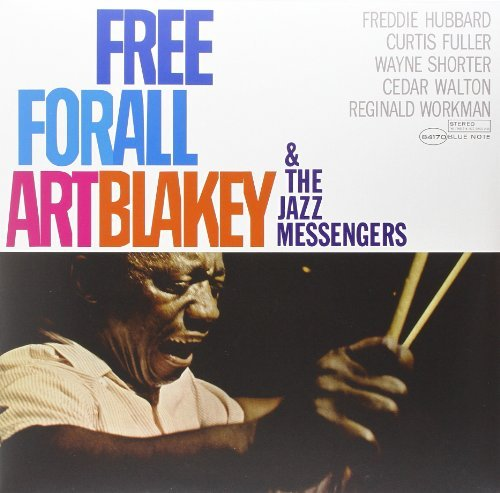 Art & Jazz Messengers Blakey Free For All