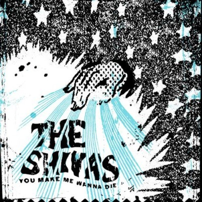 Shivas You Make Me Wanna Die Whiteo 7 Inch Single B W Whiteout & S