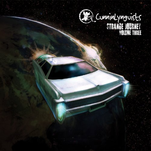 Cunninlynguists Strange Journey Volume Three