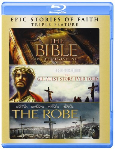 Bible Greatest Story Ever To Bible Greatest Story Ever To Blu Ray Nr