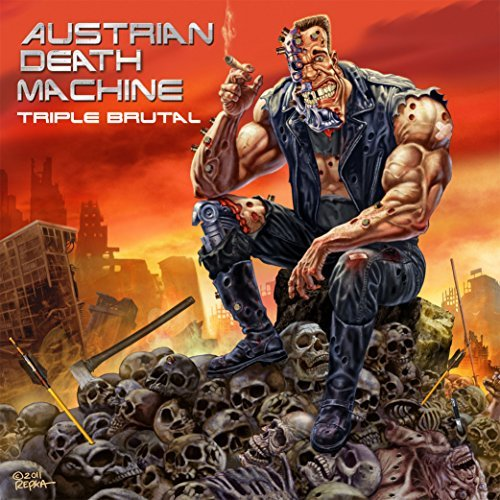 Austrian Death Machine Triple Brutal