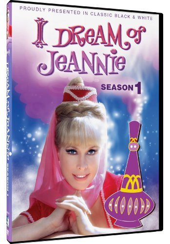 I Dream Of Jeannie Season 1 I Dream Of Jeannie Season 1 Nr 3 DVD