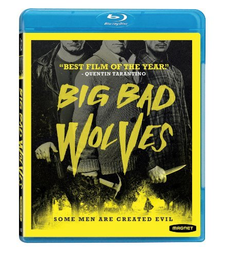 Big Bad Wolves Big Bad Wolves Blu Ray Ws Big Bad Wolves