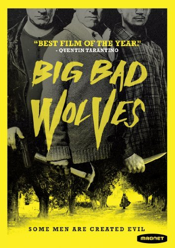 Big Bad Wolves Big Bad Wolves DVD Nr Ws