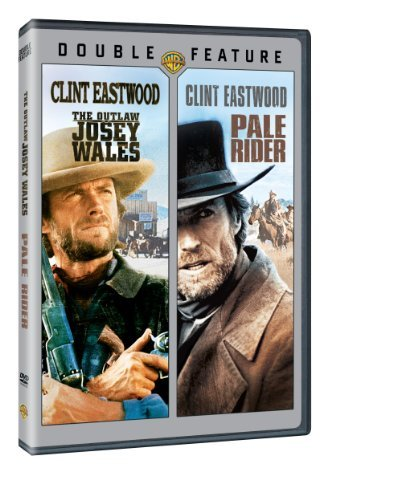 Outlaw Josey Wales Pale Rider Double Feature Clint Eastwood DVD Nr