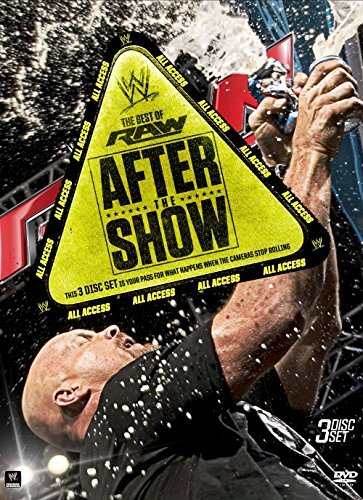 Wwe Best Of Raw After The Show DVD Nr Fs
