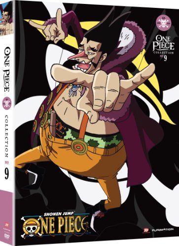 One Piece Collection 9 DVD Tv14
