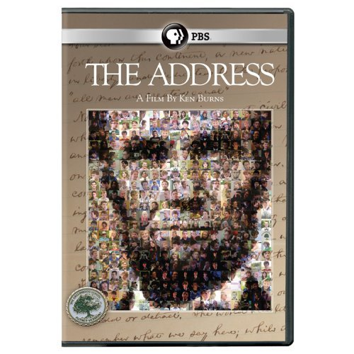 The Address Ken Burns DVD Nr