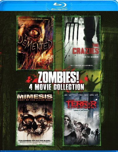 Zombies 4 Pack Zombies 4 Pack Blu Ray Ws R 4 Br