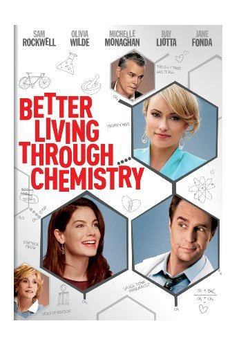 Better Living Through Chemistry Wilde Monaghan Rockwell DVD Nr