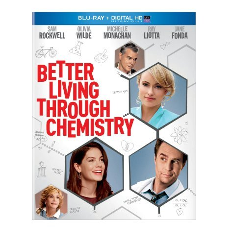 Better Living Through Chemistry Wilde Monaghan Rockwell Blu Ray Nr