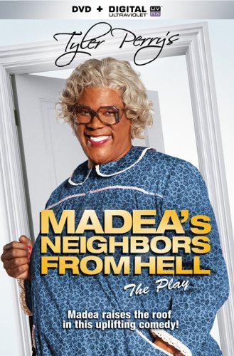Madea's Neighbors From Hell Tyler Perry' DVD Nr