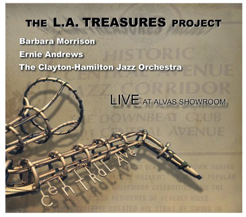 Clayton Hamilton Jazz Orchestr L.A. Treasures Project