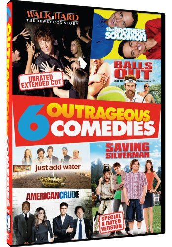 Outrageous Comedies 6 Movie Outrageous Comedies 6 Movie R