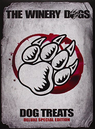 Winery Dogs Dog Treats (deluxe Special Edi