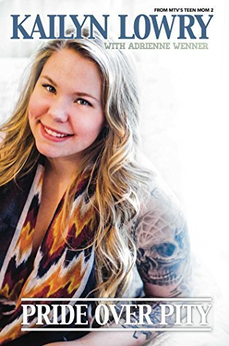 Kailyn Lowry Pride Over Pity