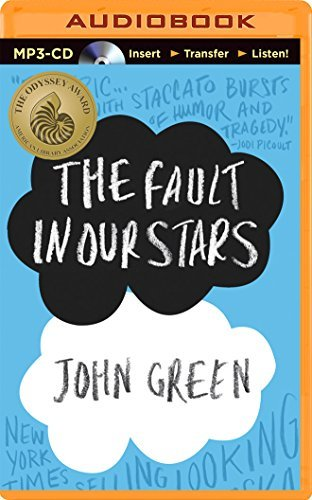 John Green The Fault In Our Stars Mp3 CD