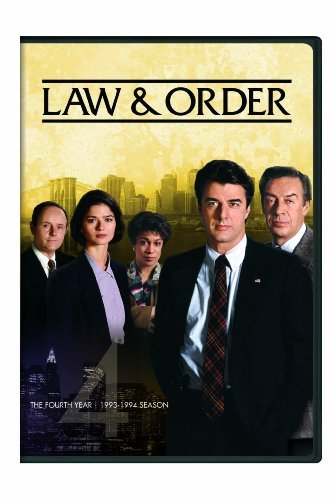 Law & Order Season 4 DVD