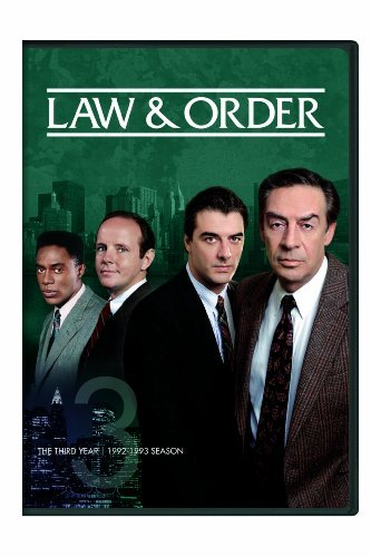 Law & Order Season 3 DVD