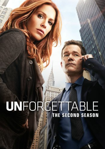 Unforgettable Season 2 DVD
